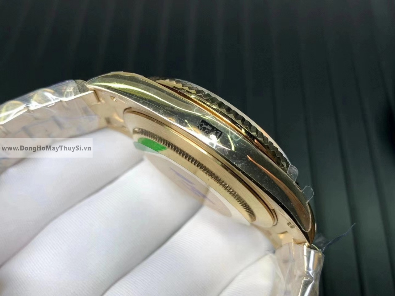Rolex Day-Date Fake Cao Cấp Máy Thụy Sỹ