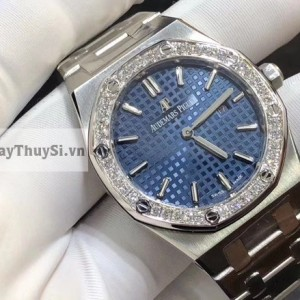 Audemars Piguet Royal Oak Diamond Blue Replica 1-1 Cao Cấp