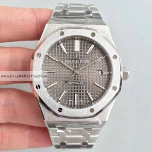 AUDEMARS PIGUETT ROYAL OAK GREY Fake 1-1 Siêu Cấp