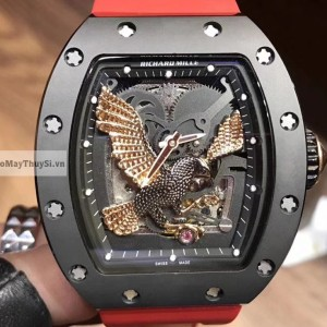 Richard Mille RM23-02 BLACK Fake 1-1 cao cấp