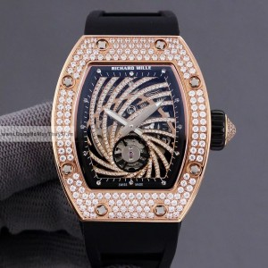 Richard Mille RM51-02 Tourbillon Diamond Fake 1-1 Cao Cấp