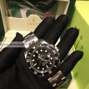 Rolex Submariner Date 116610 Black Replica 1-1 Cao Cấp